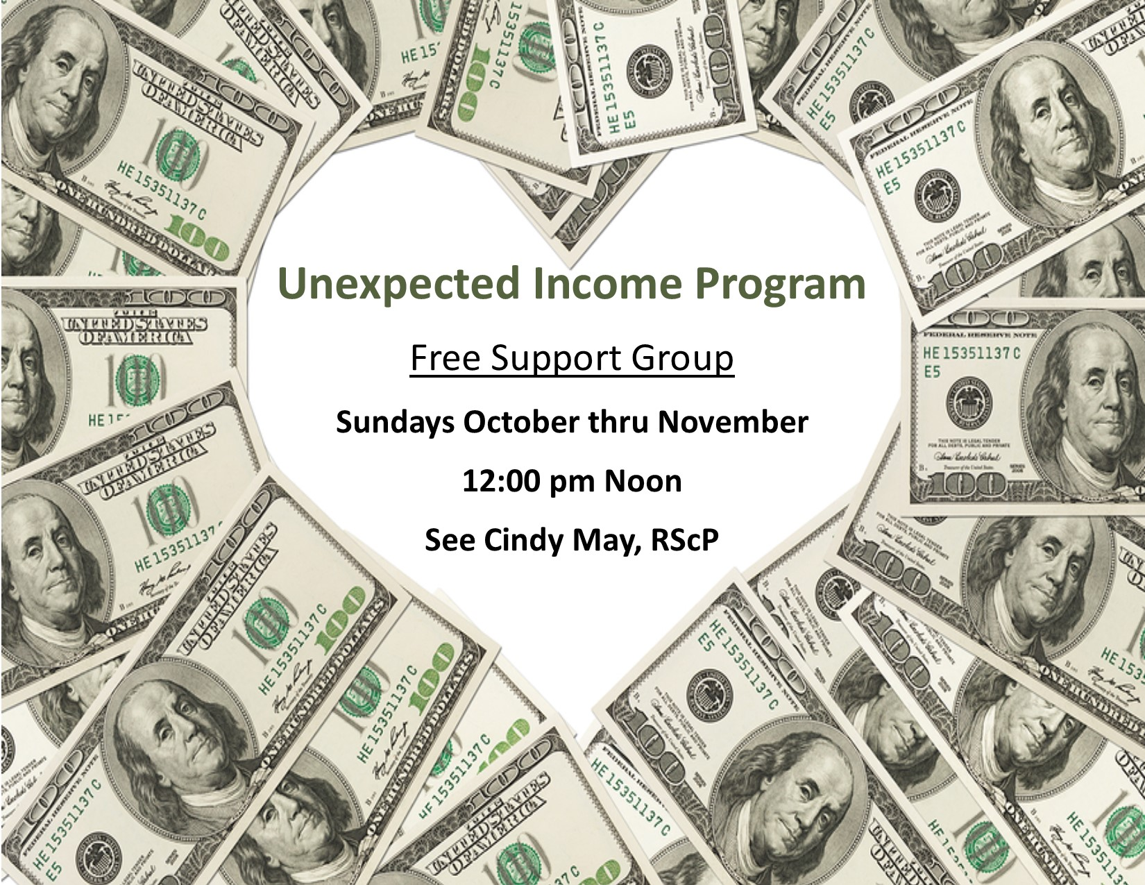 Unexpexted income 2
